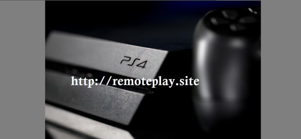 PS4 Remote Play APK